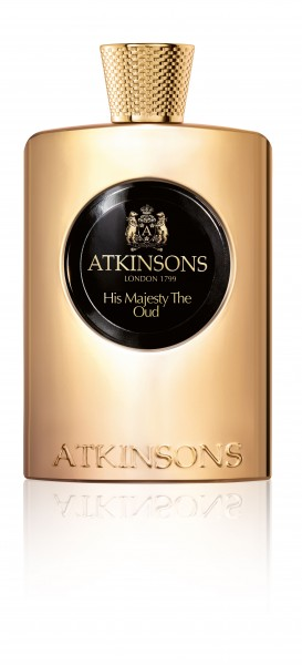 Atkinsons His Majesty The Oud Herrenduft