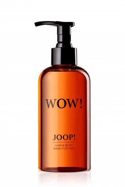 Joop! Wow! Hair & Body Wash Duschgel & Shampoo