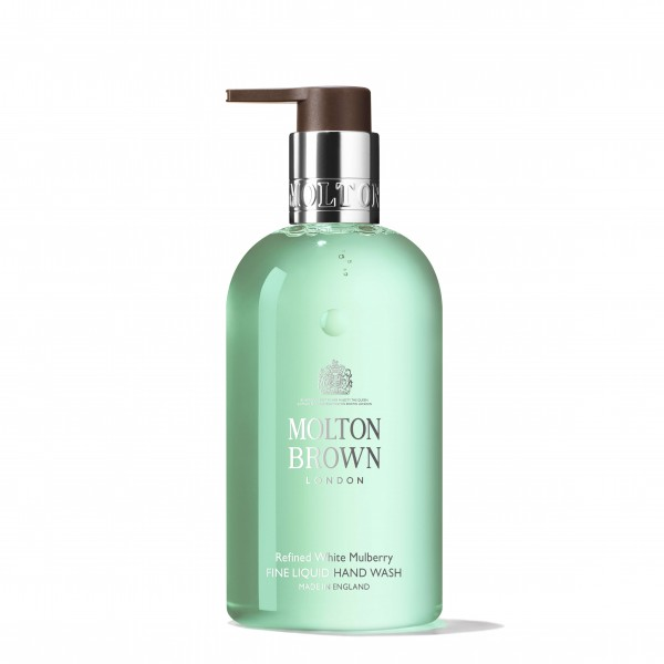 Molton Brown Refined White Mulberry Hand Wash Flüssigseife