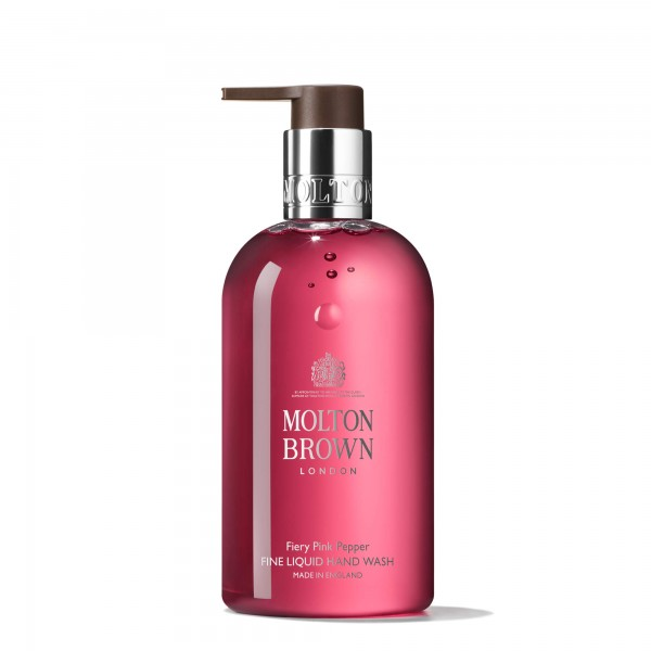Molton Brown Fiery Pink Pepper Fine Liquid Hand Wash Flüssigseife