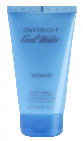 Davidoff Cool Water Woman Body Lotion Körperlotion