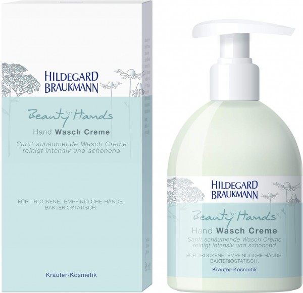 Hildegard Braukmann Beauty for Hands Wasch Creme Handpflege