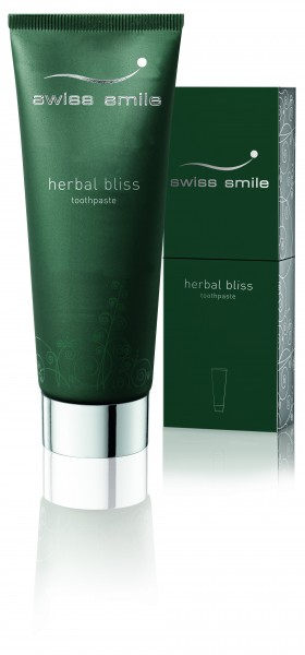Swiss Smile herbal bliss toothpaste Zahncreme
