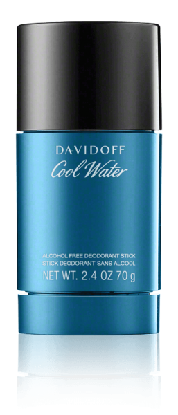 Davidoff Cool Water Deo Stick Alcohol Free Körperpflege