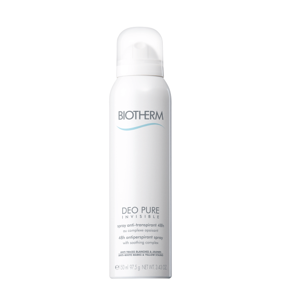 Biotherm Deo Pure Invisible 48h Spray Anti-Transpirant