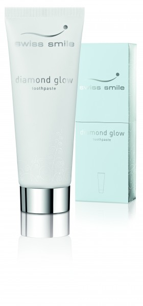 Swiss Smile diamond glow toothpaste Zahncreme