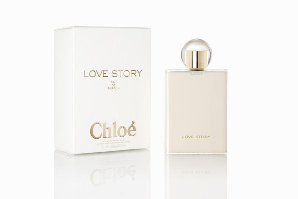 Chloé Love Story Body Lotion Körperlotion