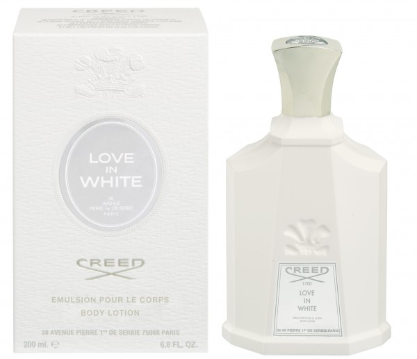 Creed Love In White Body Lotion Körpermilch