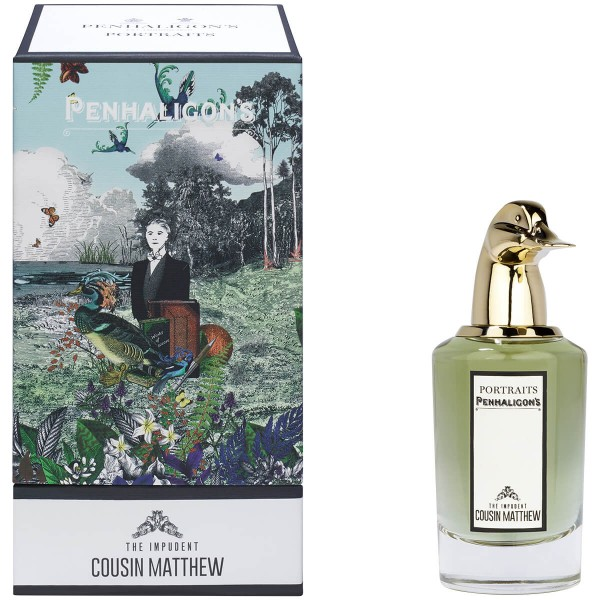 Penhaligon's The Impudent Cousin Matthew Eau de Parfum Herrenduft