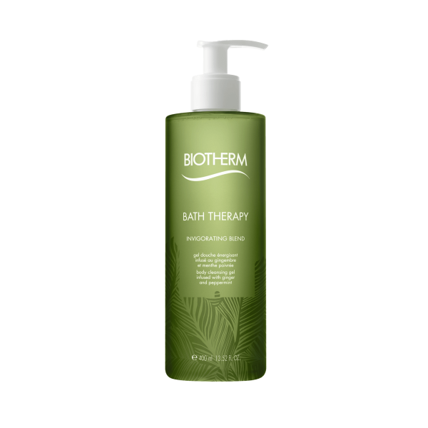 Biotherm Invigorating Blend Body Cleansing Gel Duschgel