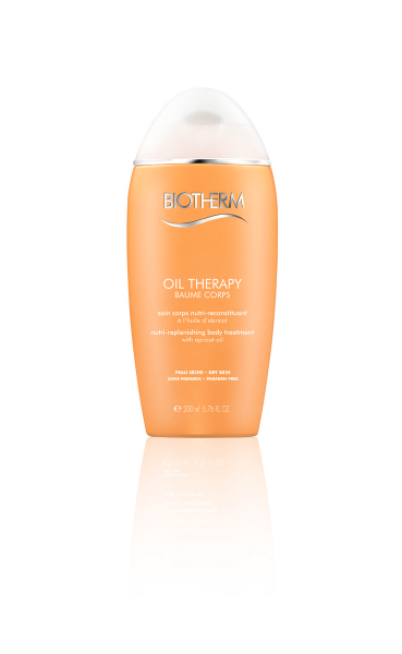 Biotherm Oil Therapy Baume Corps Reichhaltige Körpermilch