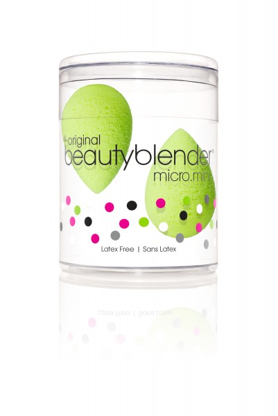beautyblender beautyblender Micro Mini LINDGRÜN Mini-Make-up Ei