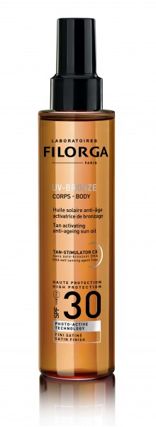 Filorga UV Bronze Body Spray SPF30 Sonnenöl