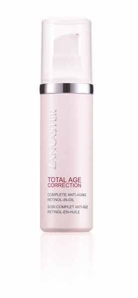 Lancaster Total Age Correction Complete Anti-Aging Retinol-in-Oil Gesichtsöl