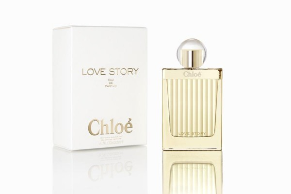 Chloé Love Story Shower Gel Duschgel