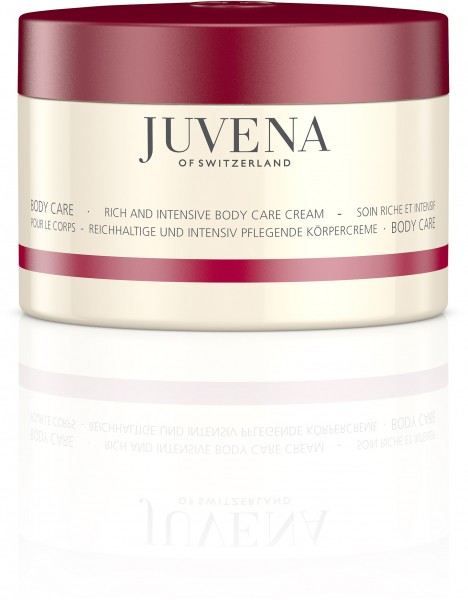 Juvena Body Care Rich and Intensive Body Cream Wellnesspflege