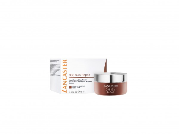 Lancaster 365 Skin Repair Youth Renewal Eye Cream SPF 15 Augenpflege