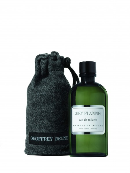Geoffrey Beene Grey Flannel Eau de Toilette Spray Pouch Herrenduft