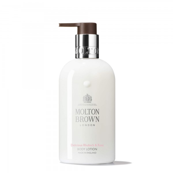 Molton Brown Delicious Rhubarb & Rose Body Lotion Körperlotion