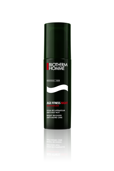 Biotherm HOMME Age Fitness Night Advanced Nachtpflege