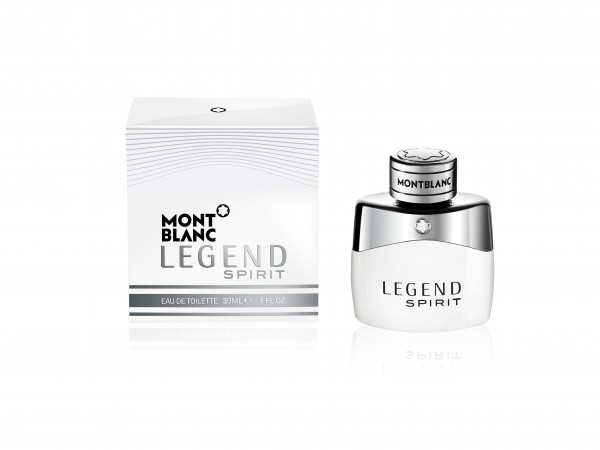 Montblanc Legend Spirit Eau de Toilette Herrenduft