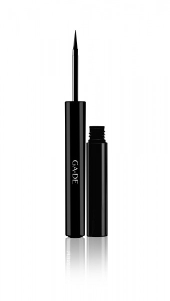 GA-DE High Precision Matte Eyeliner True Black 0