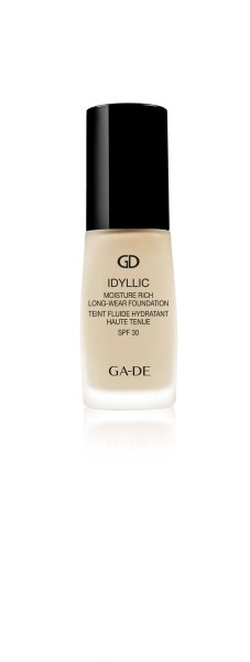GA-DE Idyllic Moisture Rich Long Wear Foundation SPF30 0