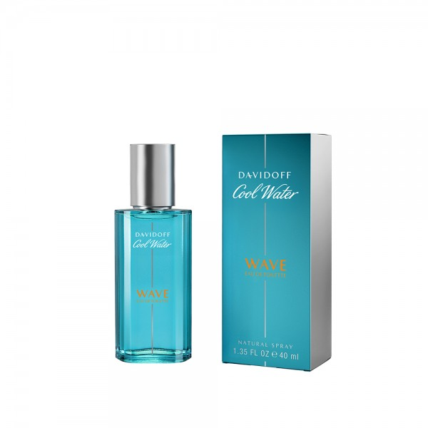 Davidoff Cool Water Wave Man Eau de Toilette Herrenduft