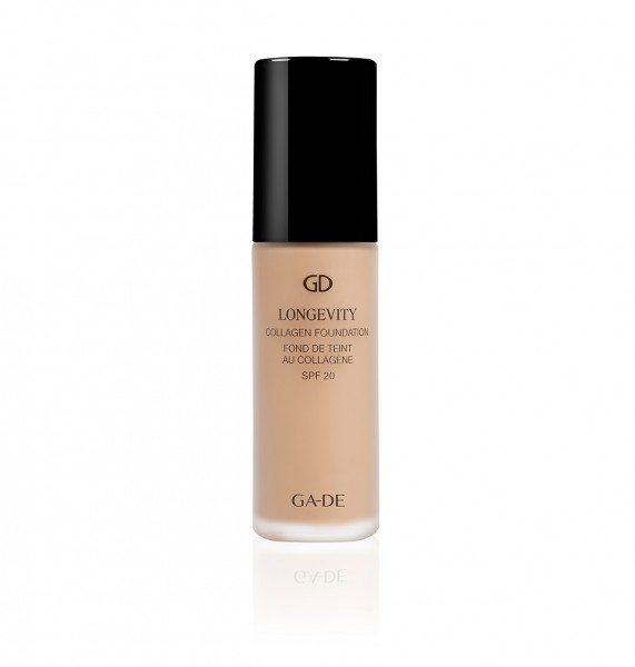 GA-DE Longevity Collagen Foundation SPF20 0