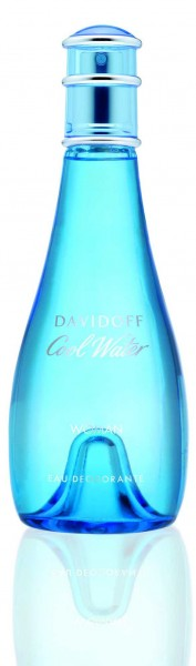Davidoff Cool Water Woman Deo Natural Spray Deodorant Spray
