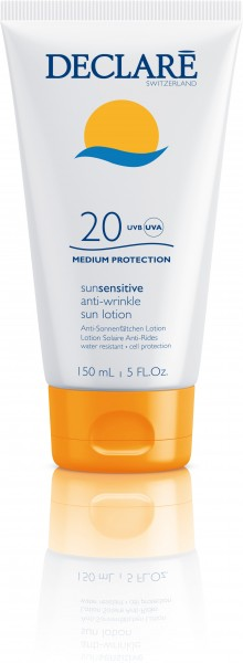 Declaré Sun Sensitive Anti-Wrinkle Sun Lotion SPF20 Sonnenmilch