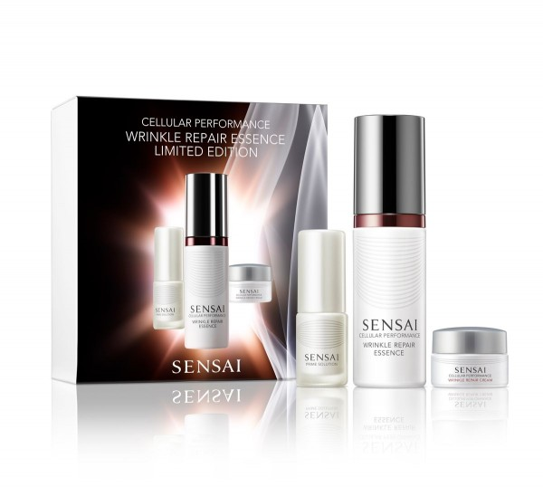 Sensai Cellular Performance Wrinkle Repair Essence Set Geschenkpackung