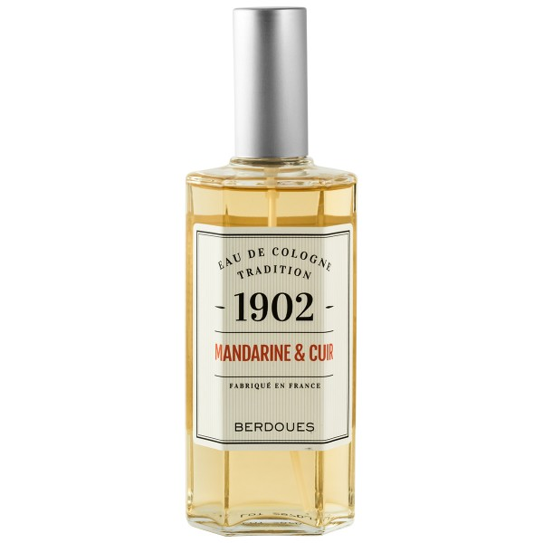 1902 Tradition Mandarine & Cuir Eau de Cologne Spray Damenduft