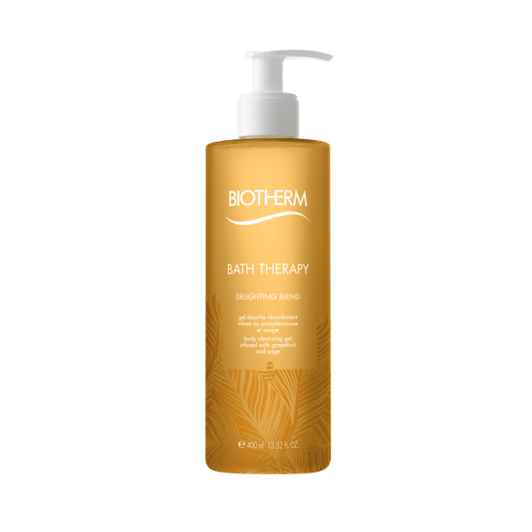 Biotherm Delighting Blend Body Cleansing Gel Duschgel