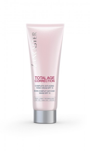Lancaster Total Age Correction Hand Cream SPF15 limitiert